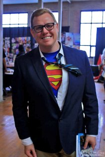 Superman Clark Kent - Shawicon 2019
