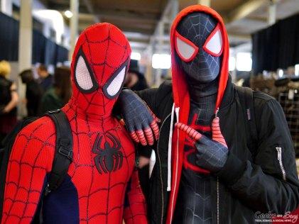 Spider-Verse - Shawincon 2019