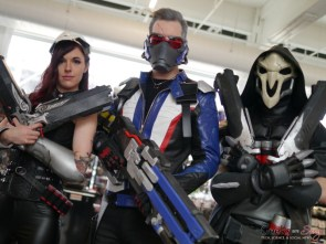 Overwatch - Geek-It 2019 - Photo by Geeks Are Sexy