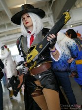 Ashe - Geek-It 2019 - Photo by Geeks Are Sexy