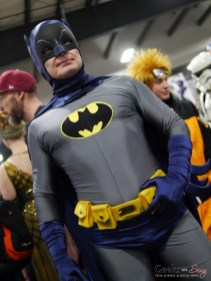 Oldschool Batman - Ottawa Comiccon 2019 - Photo by Geeks are Sexy