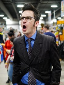 Tenth Doctor - Ottawa Comiccon 2019 - Photo by Geeks are Sexy