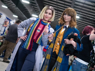 13th Doctor and Newt Scamander