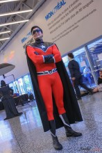 Comiccon Man - Photo by Geeks are Sexy at Montreal Comiccon 2019