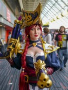 Miss Fortune - Photo by Geeks are Sexy at Montreal Comiccon 2019