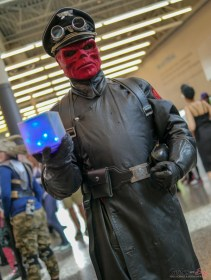 Red Skull - Photo by Geeks are Sexy at Montreal Comiccon 2019