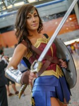 Wonder Woman - Photo by Geeks are Sexy at Montreal Comiccon 2019