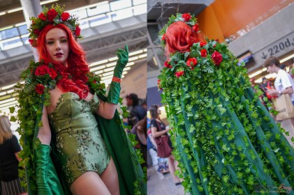 Poison Ivy - Photo by Geeks are Sexy at Montreal Comiccon 2019