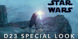 NEW Star Wars: The Rise of Skywalker Teaser from D23! [Video] #TheRiseofSkywalker