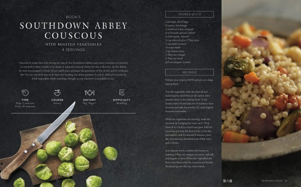 Firefly cookbook couscous