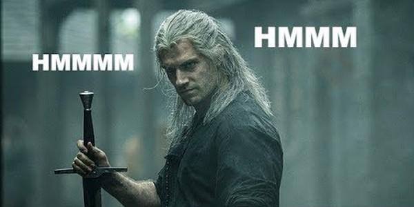 Resultado de imagem para the witcher hmm