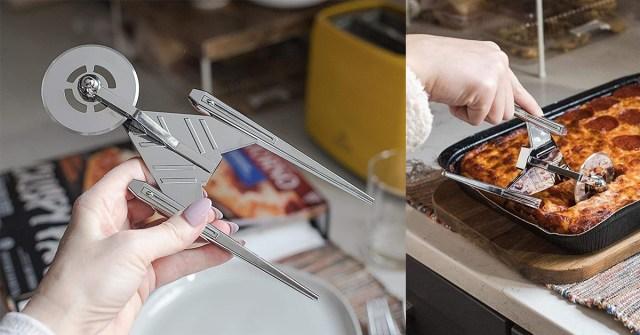 Star Trek Discovery Pizza Cutter