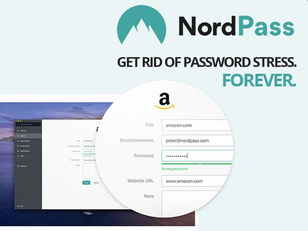 NordPass Password Manager