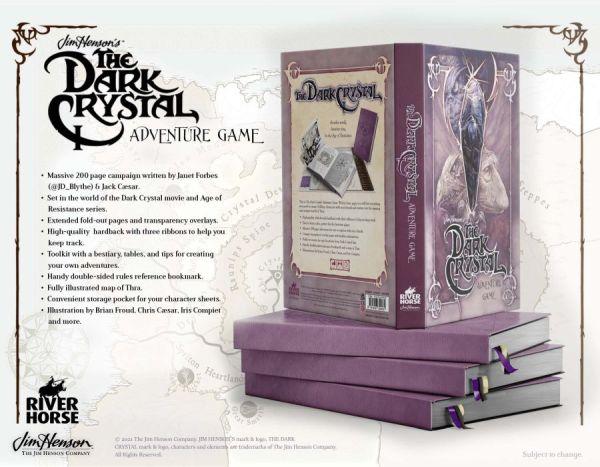 The Dark Crystal: Adventure Game