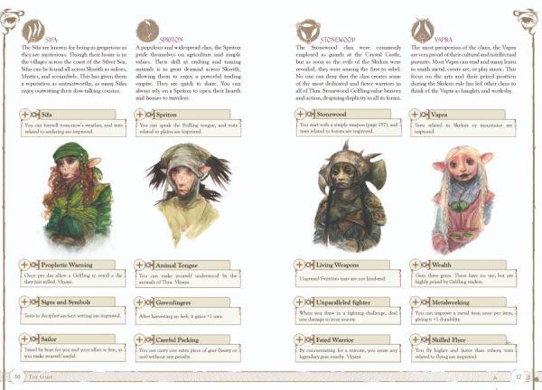 Choose a Gelfing clan