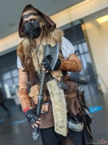 Axe Lady - Photo by Geeks are Sexy at Quebec City ComicCon 2021