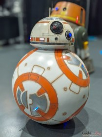 BB-8 - Photo by Geeks are Sexy at Quebec City ComicCon 2021