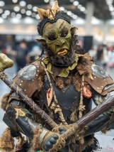 Orc - Photo by Geeks are Sexy at Quebec City ComicCon 2021