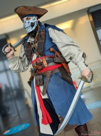 Assassin's Creed Black Flag - Photo by Geeks are Sexy at Quebec City ComicCon 2021