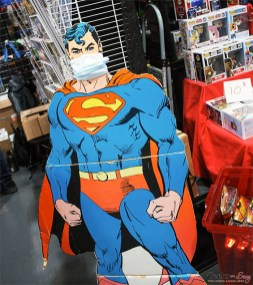 Masked Superman - Photo by Geeks are Sexy at Quebec City ComicCon 2021