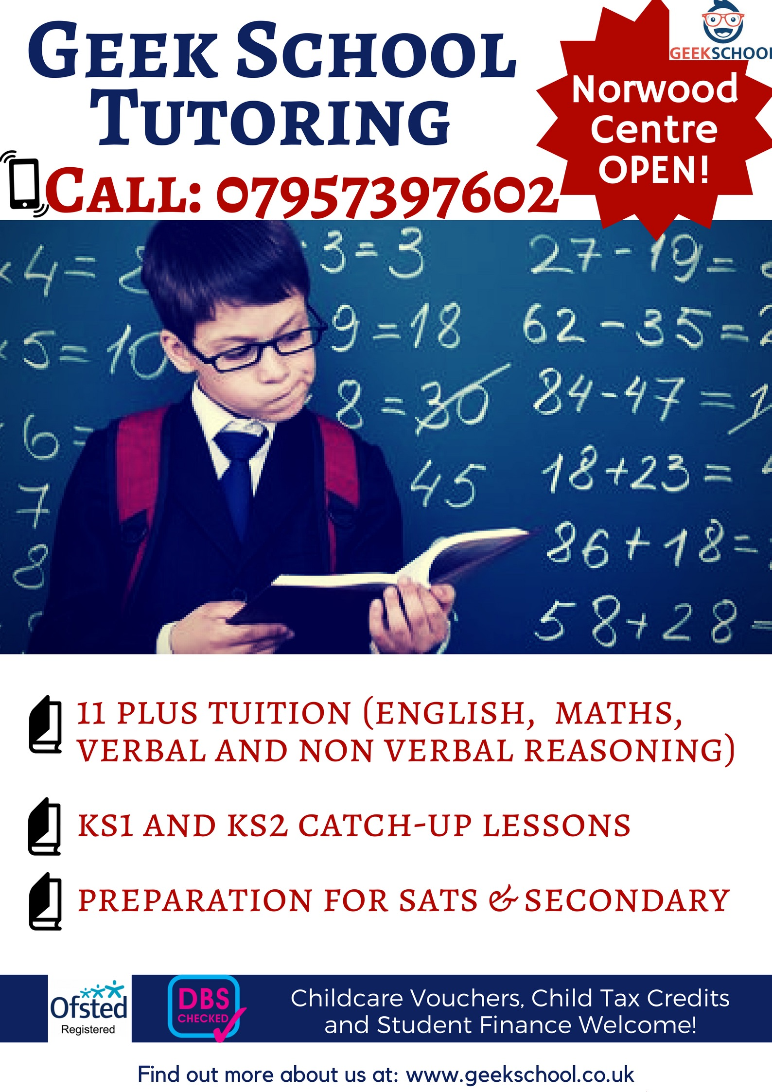 Are You Looking For 11 Plus Tuition Near Norwood