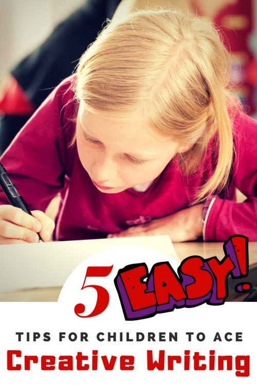 5 easy steps to creative writing success