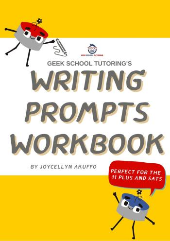 11 Plus Writing Prompts Workbook