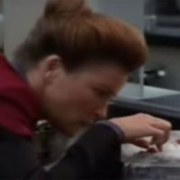 Let's all Diet like Captain Janeway this week!