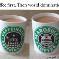 I Love My Dalek Coffee Mug!
