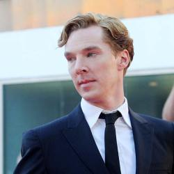 Benedict Cumberbatch at the London premiere of Tinker Tailor Soldier Spy.