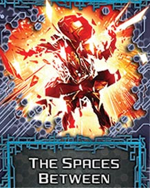 The Spaces Between data pack for Android Netrunner