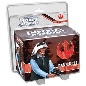 Rebel Troopers Ally Pack for Star Wars Imperial Assault