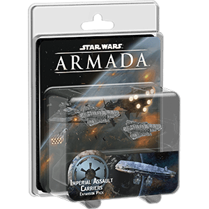 Star Wars Armada Wave 3 - Imperial Assault Carriers Expansion Pack
