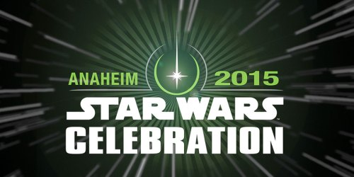 Anaheim 2015 Star Wars Celebration Convention