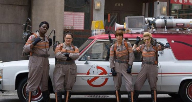 Ghostbusters (2016) cast
