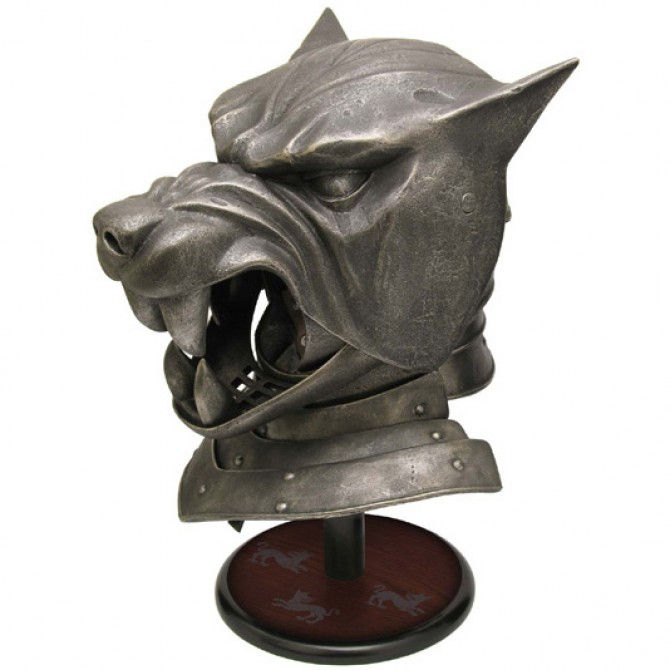 Game of Thrones Hound Helm