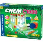 Thames and Kosmos CHEM C1000 chemistry set