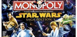 Star Wars Monopoly Edition Board Game List