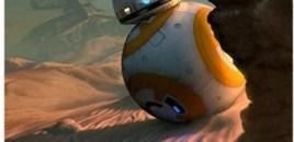 Star Wars Episode VII Force Awakens Wall Art