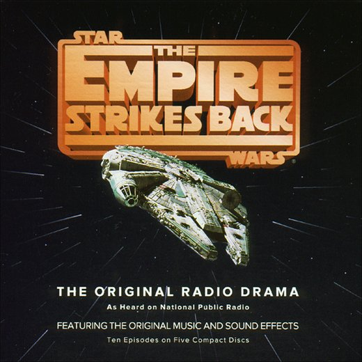 Star Wars Original Radio Drama Audiobook Empire Strikes Back