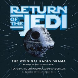 Star Wars Original Radio Drama Audiobook - Return of the Jedi