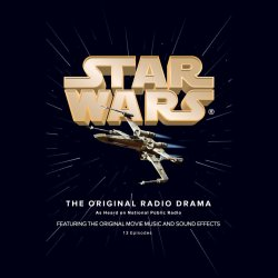 Star Wars Trilogy Original Radio Drama Audiobook A New Hope