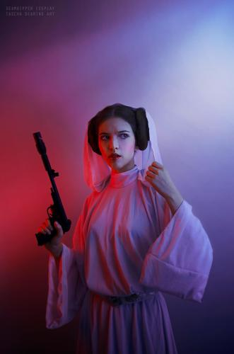 Princess Leia by Seamripper Cosplay