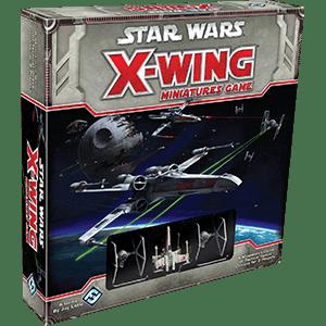 Star Wars X-Wing Miniatures Core Set (Original)