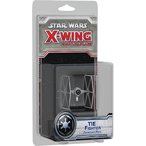 swx03 X-Wing Miniatures TIE Fighter Expansion Pack