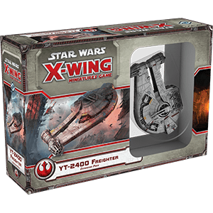 swx23 Star Wars Miniatures YT-2400 Freighter Expansion Pack
