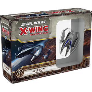 swx27 X-Wing Miniatures IG-2000 Expansion Pack