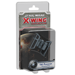swx34 X-Wing Miniatures TIE Punisher Expansion Pack