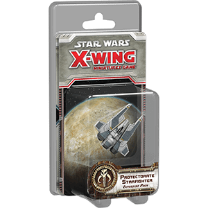 swx55 Protectorate Starfighter Expansion Pack