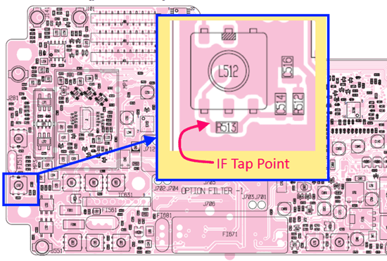 IC-706Mk2G_IF_Tap_Location-Board